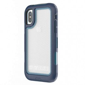 Griffin Survivor Extreme iPhone X blauw/ lichtblauw