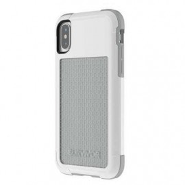 Griffin Survivor Fit Case iPhone X / XS wit