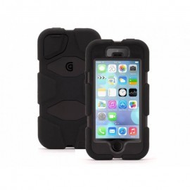 Griffin Survivor hardcase iPhone 5(S)/SE zwart