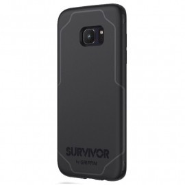 Griffin Survivor Journey Galaxy S7 Edge zwart