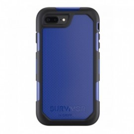Griffin Survivor Summit iPhone 7 Plus blauw