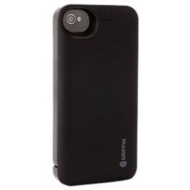 Griffin externe batterij case iPhone 4(S) zwart