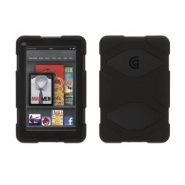Griffin Survivor Kindle Fire zwart