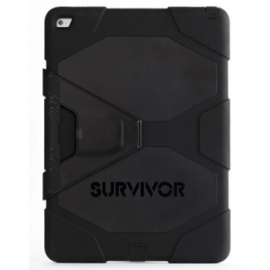 Griffin Survivor Case iPad Pro 12,9 zwart