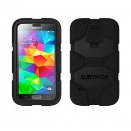 Griffin Survivor Extreme Duty hardcase Galaxy S5 zwart (GB38929)