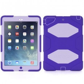 Griffin Survivor Extreme Duty hardcase iPad Air paars/lila