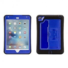 Griffin Survivor Slim iPad Mini 4 blauw/zwart