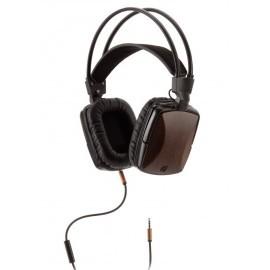 Griffin WoodTones Walnut over-ear hoofdtelefoon