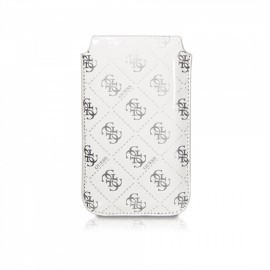 Guess Pouch iPhone 4(S) Sleeve wit