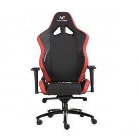 Nordic Gaming Heavy Metal gaming chair rood / zwart