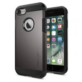 Spigen Tough Armor iPhone 7 / 8 gun metal