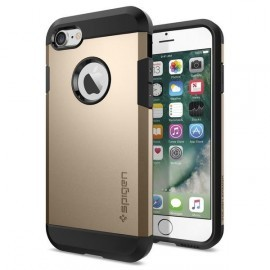 Spigen Tough Armor iPhone 7 champagne gold