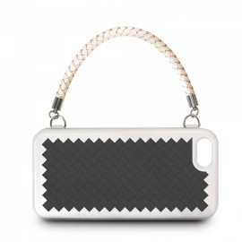 Joy Factory New York Handbag Case iPhone 5(S)/SE zwart