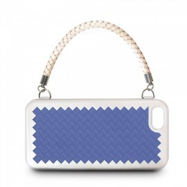 Joy Factory New York Handbag Case iPhone 5(S)/SE Lavender