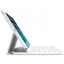 Kensington KeyFolio QWERTY Thin X2+ iPad Air 1/2 White