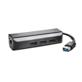 Kensington UA3000E USB 3.0 to Ethernet
