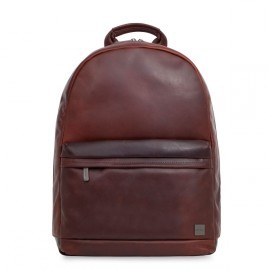 "Knomo Barbican Albion Backpack 15"" bruin"