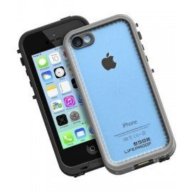 Lifeproof Fre case iPhone 5C zwart/helder