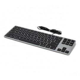Matias Bedraad RGB Toetsenbord QWERTY voor MacBook space grey