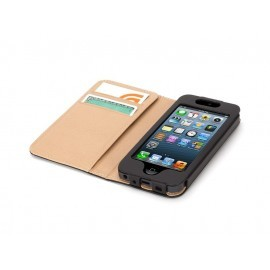 Griffin Midtown booklet case iPhone 5(S)/SE/C zwart