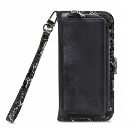 Mobilize 2in1 Gelly Wallet Zipper Case iPhone 11 Pro zwart / snake