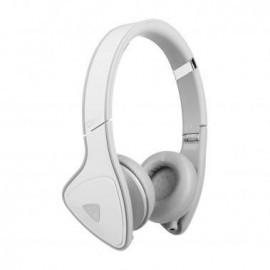 Monster DNA on-ear hoofdtelefoon wit/grijs