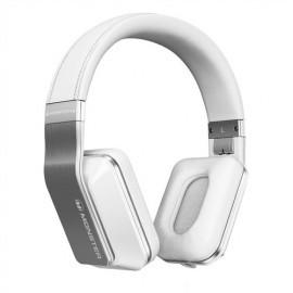 Monster Inspiration over-ear koptelefoon wit/zilver