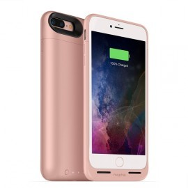 Mophie Juice Pack Air iPhone 7 Plus rose goud