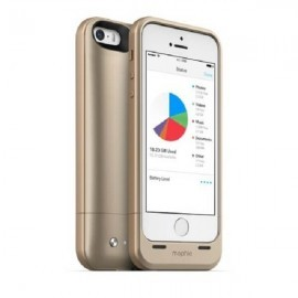 Mophie space Pack 16 GB iPhone 5(S)/SE goud