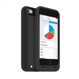 Mophie space Pack 32 GB iPhone 6(S) zwart