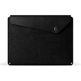 "Mujjo Sleeve MacBook 12"" zwart"