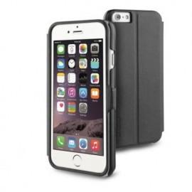 Muvit Full Window Front Stand Case iPhone 6(S) zwart
