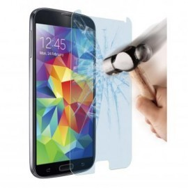 Muvit Screenprotector Tempered Glass 0.33mm Galaxy S5 Mini