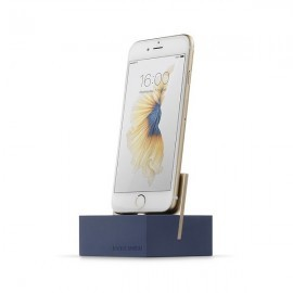 Native Union Dock iPhone / iPad blauw