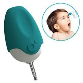 Oblumi Tapp digitale infrarood thermometer Blauw / wit
