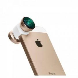 Olloclip lens 4 in1 iPhone 5(S)/SE zilver