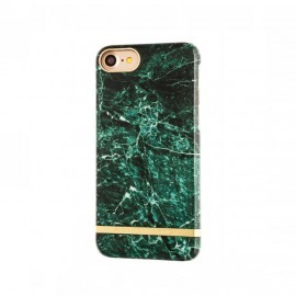 Richmond and Finch Marble Glossy iPhone 7 / 8 groen