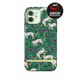 Richmond & Finch Freedom Series iPhone 12 / iPhone 12 Pro Green Leopard
