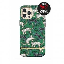 Richmond & Finch Freedom Series iPhone 12 Pro Max Green Leopard