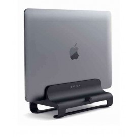 Satechi Aluminum Laptop Stand Vertical Matte Black