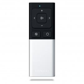 Satechi Aluminum Wireless Remote Control zilver