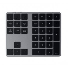 Satechi Extended Wireless Keypad grijs