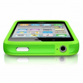 iPhone 4(S) Bumper groen
