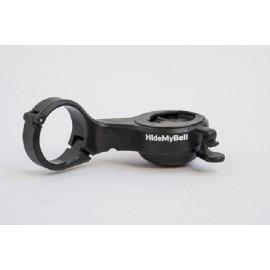 HideMyBell Mini Wahoo ELEMNT BOLT / MINI zwart