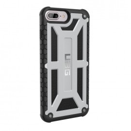 Urban Armor Gear Case iPhone 8/7/6S Plus Monarch zilver