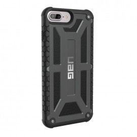 Urban Armor Gear Case iPhone 8/7/6S Plus Monarch zwart