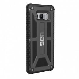 Urban Armor Gear Hard Case Galaxy S8 Plus Monarch zwart