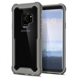 Spigen Galaxy S9 Case Hybrid 360 grijs
