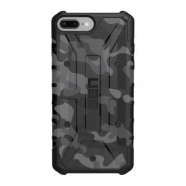 UAG Pathfinder Midnight Hardcase iPhone 6(S) / 7 / 8 Plus zwart