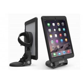 Maclocks dock tablet standaard met handvat zwart
